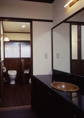 富山_木の家_トイレ施工事例