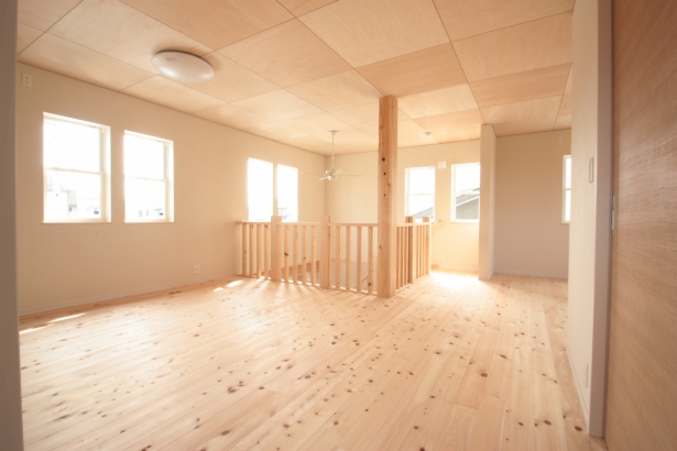 子供部屋(2Fホール)