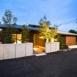 新築二世帯モデルハウス「連」~これからの暮らし方の提案~