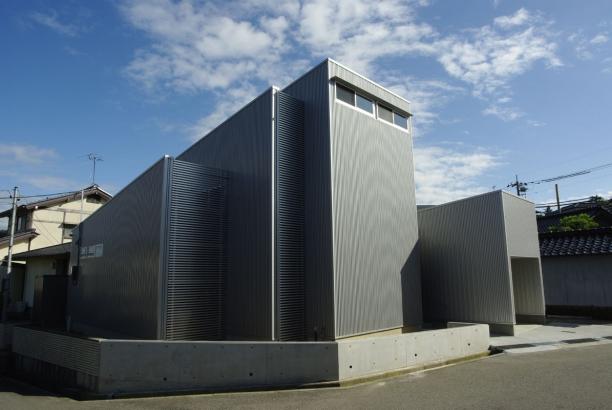 SUKENO 棚屋の家 外観