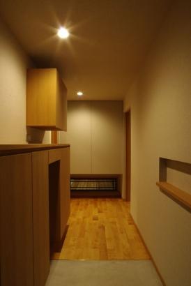 SUKENO 棚屋の家 玄関