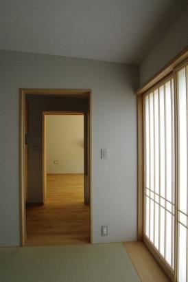 SUKENO 棚屋の家 和室