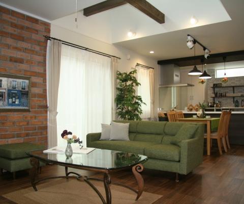 カフェstyleの家