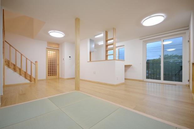 LDK 富山市の高性能住宅 タケダ建創