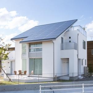 売電収入でローンを支払う「中田MAX売電住宅」