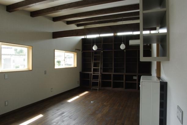 SUKENO 棚屋の家 書斎