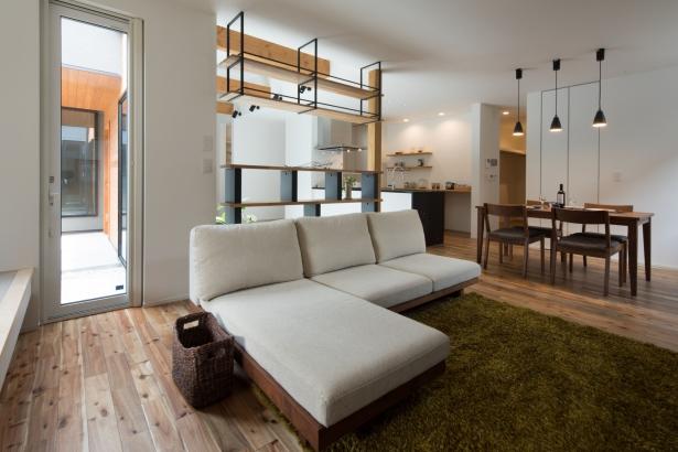 富山県新築住宅デザイン高断熱高気密耐震建築家赤井建設