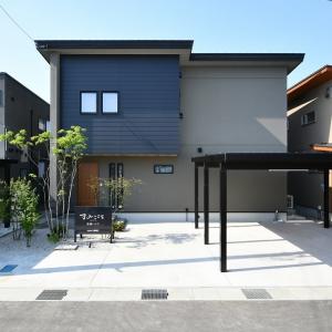 涼温な家「住み心地体感ハウス」ニュータウン嬉野モデル