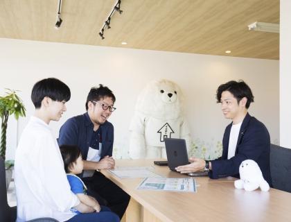 富山県の住宅会社選び専門店 家づくり相談ならイエタッタカウンター