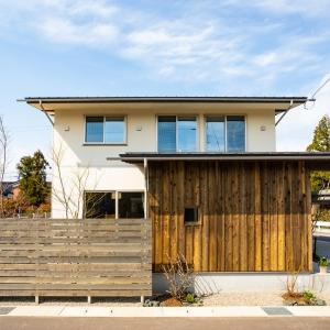 小さくても豊かな暮らし「オープンな家」