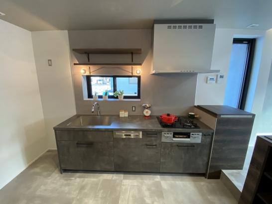 選び抜いたキッチンと食洗器