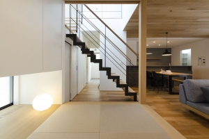 SHOEIの家 正栄産業株式会社 富山のデザイン注文住宅